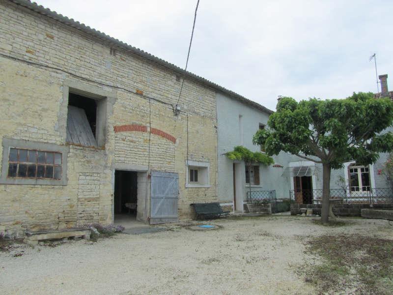 Vente maison / villa Aigre 76000€ - Photo 1