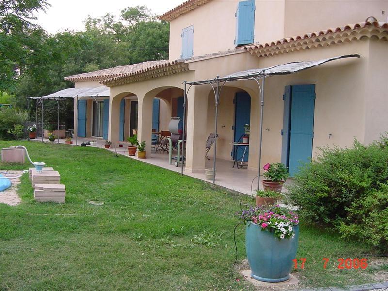 Vente maison / villa Le beausset 725000€ - Photo 1