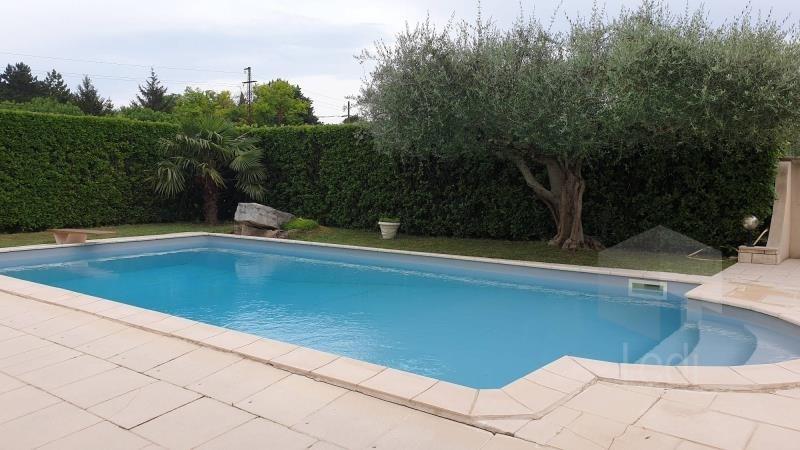 Vente maison / villa Saulce-sur-rhône 399000€ - Photo 2