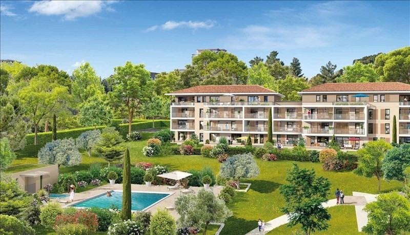 Vente appartement Aix en provence 334500€ - Photo 1
