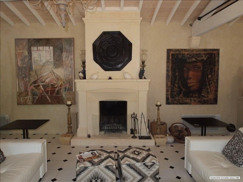 Verkauf von luxusobjekt haus Uzes 1580000€ - Fotografie 8