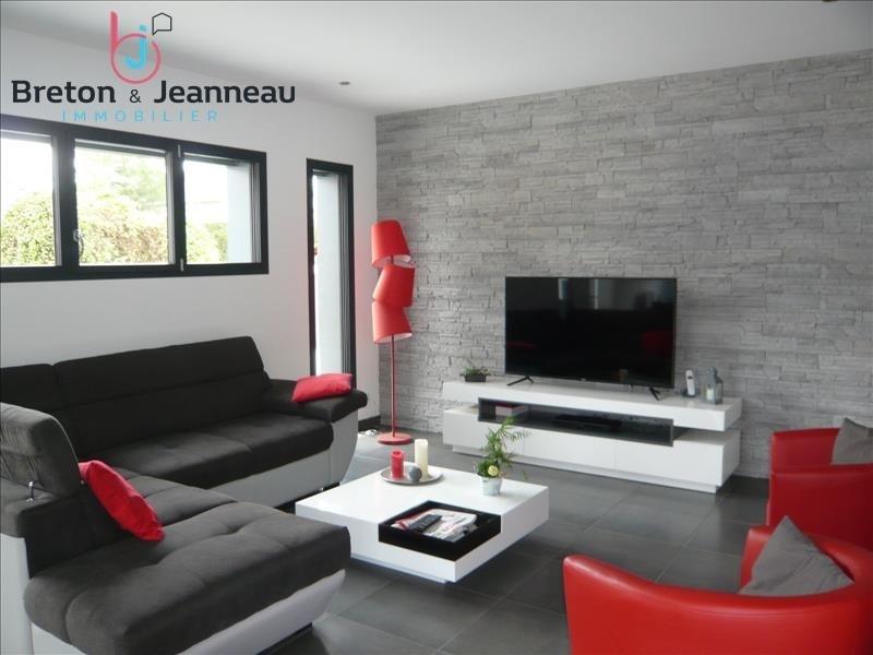 Vente maison / villa Bonchamp les laval 394160€ - Photo 3