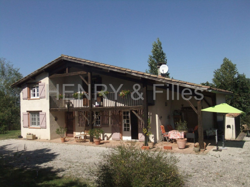 Vente maison / villa Samatan 15 km 283 000€ - Photo 1