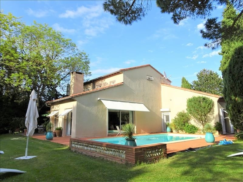 Deluxe sale house / villa Brax 720000€ - Picture 10