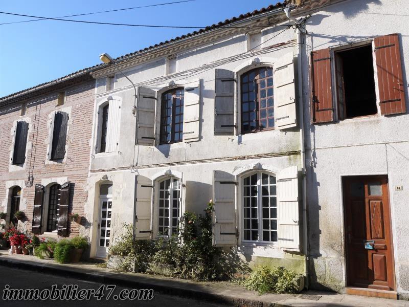 Sale house / villa Granges sur lot 55000€ - Picture 1