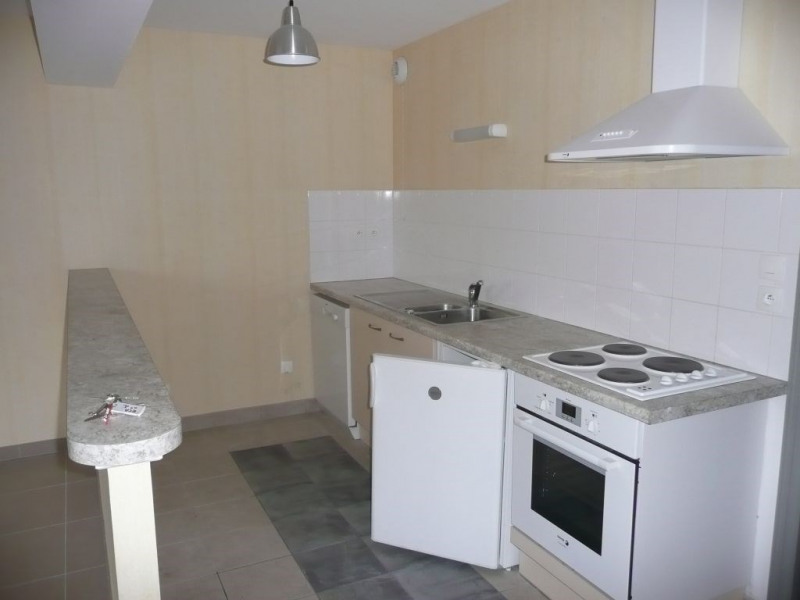 Rental apartment Cucq 700€ CC - Picture 3