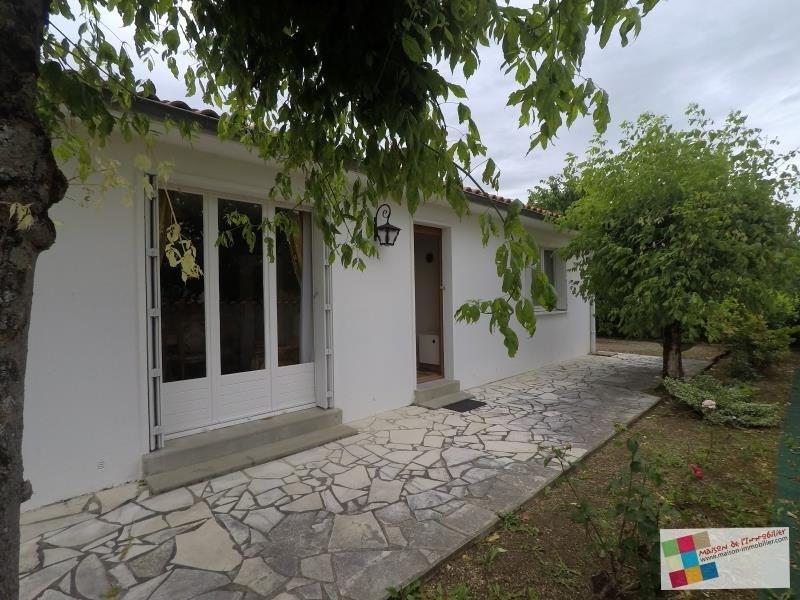 Vente maison / villa Chateaubernard 144450€ - Photo 1