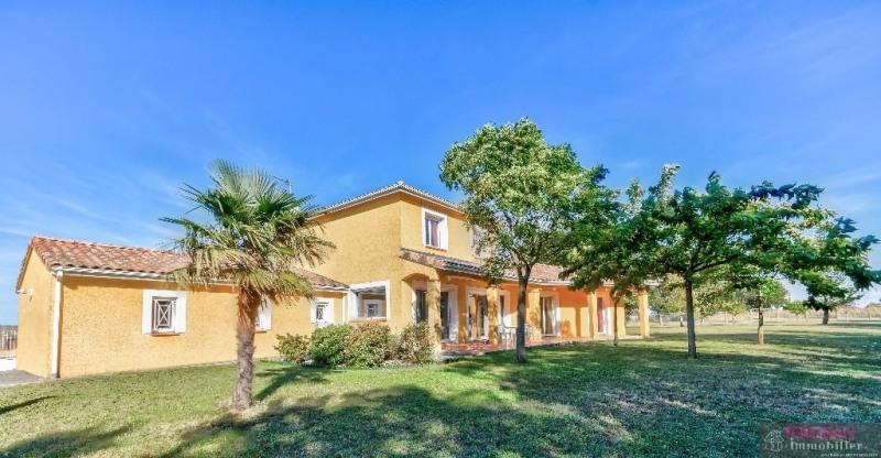 Sale house / villa Villefranche de lauragais 372000€ - Picture 1