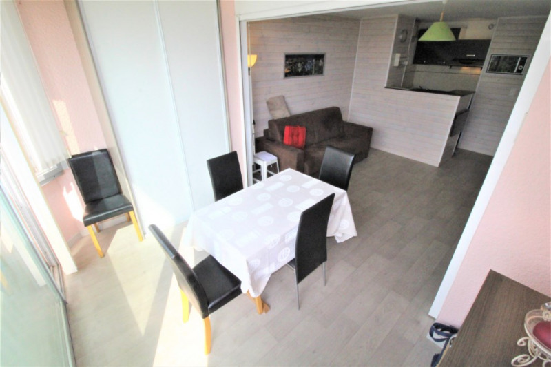 Sale apartment Villeneuve loubet 168500€ - Picture 5