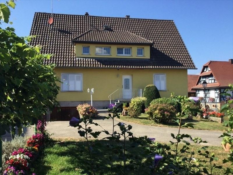 Sale house / villa Hohwiller 358000€ - Picture 1