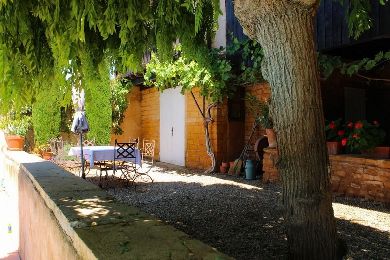 Deluxe sale house / villa Cogny 740000€ - Picture 4