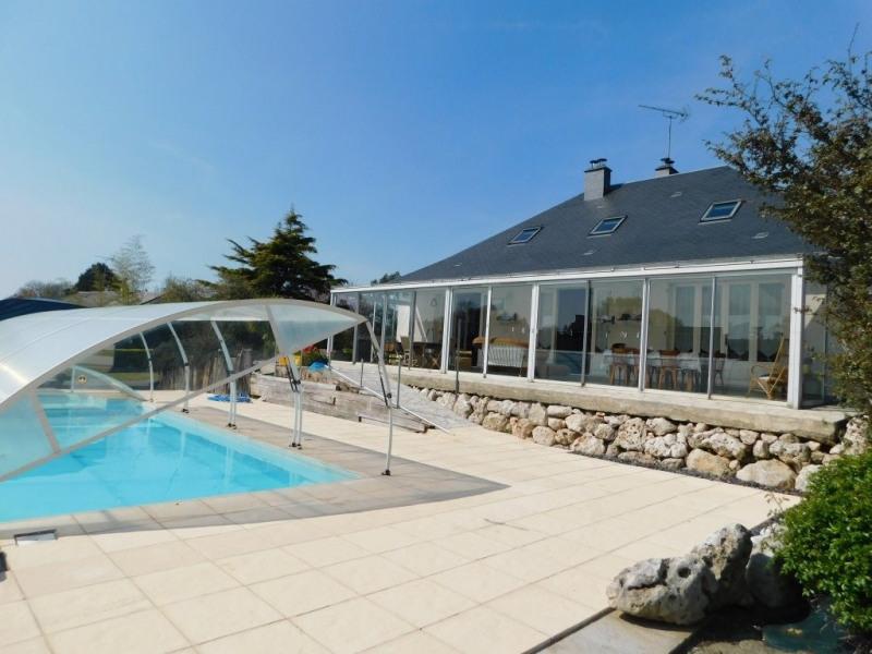 Pavillon 4 chambres - Jardin avec piscine