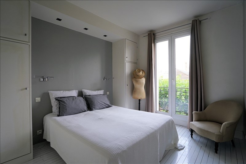 Sale apartment Asnieres sur seine 840 500€ - Picture 4