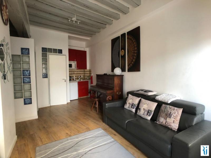 Sale apartment Rouen 95000€ - Picture 2