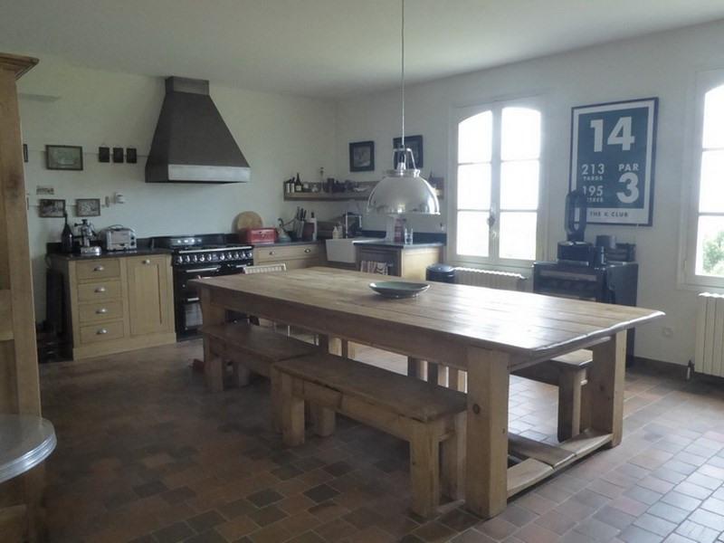 Deluxe sale house / villa Angers 35 mn sud-est 515000€ - Picture 2