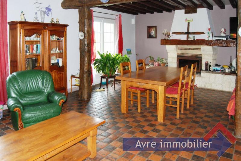 Sale house / villa Verneuil d'avre et d'iton 188000€ - Picture 2