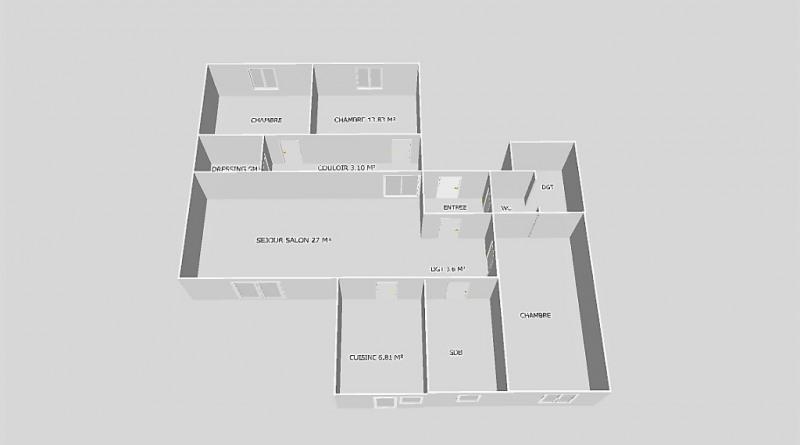 Vente appartement Nimes 200000€ - Photo 5