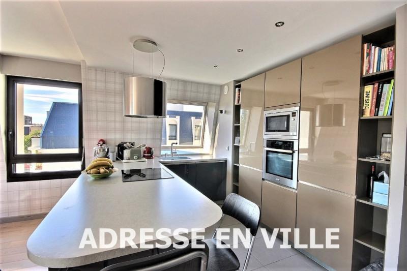 Venta  apartamento La garenne colombes 565000€ - Fotografía 2