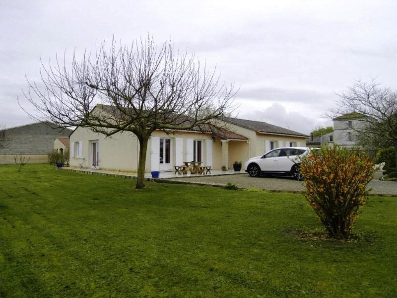 Sale house / villa Gensac la pallue 235400€ - Picture 2