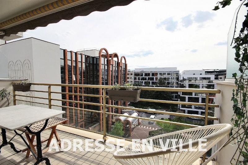 Verkoop  appartement Levallois perret 445000€ - Foto 4