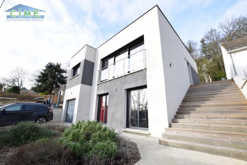 Sale house / villa Saulx les chartreux 599000€ - Picture 1