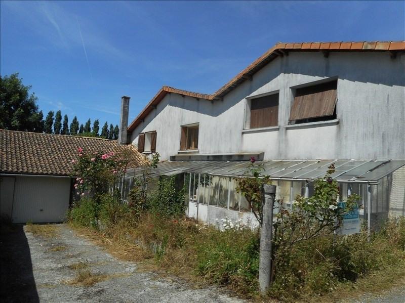 Vente maison / villa Beaussais 126000€ - Photo 1
