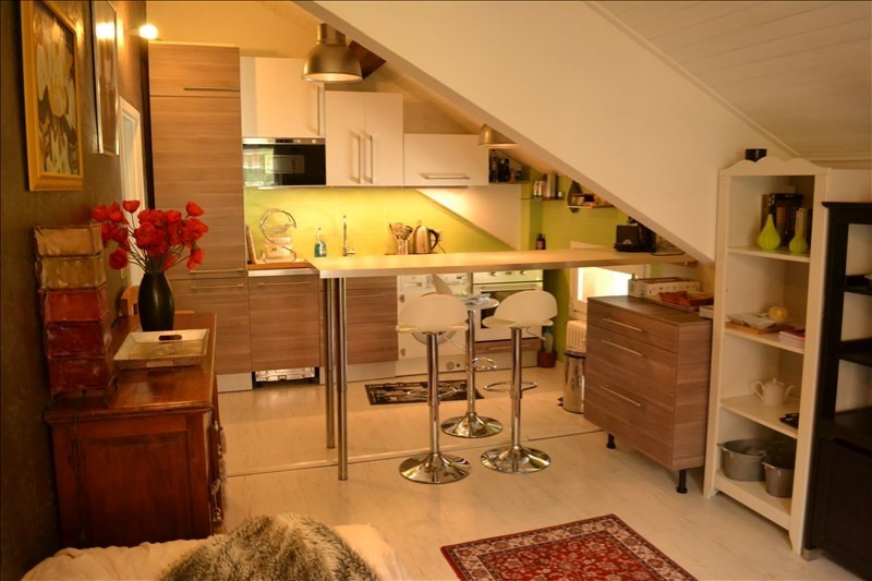 Sale apartment Meribel 295 000€ - Picture 1
