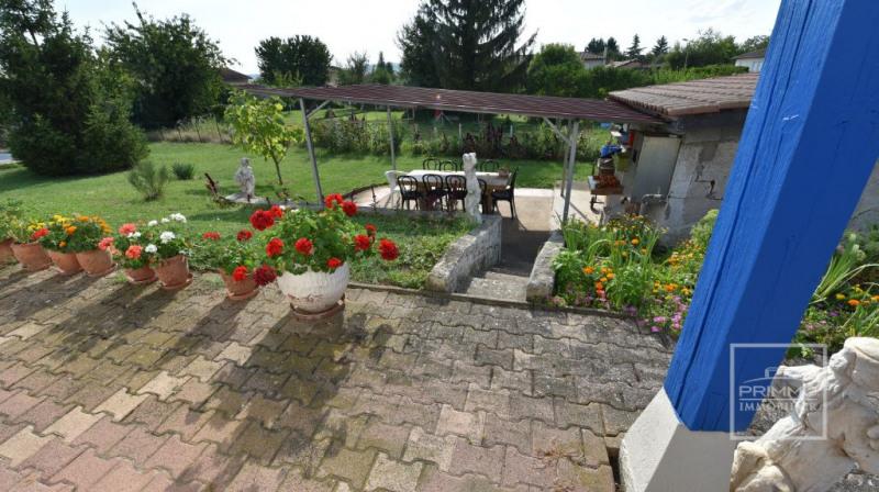 Vente maison / villa Amberieux 440000€ - Photo 6