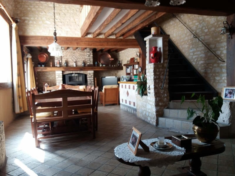 Vente maison / villa La chapelle la reine 340000€ - Photo 3