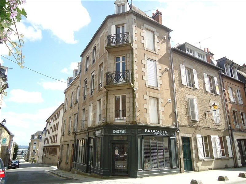 Investment property building Fougeres 93 600€ - Picture 1