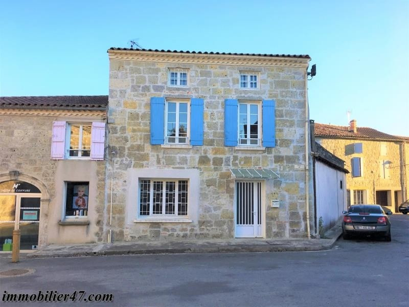 Vente maison / villa Prayssas 129 000€ - Photo 1