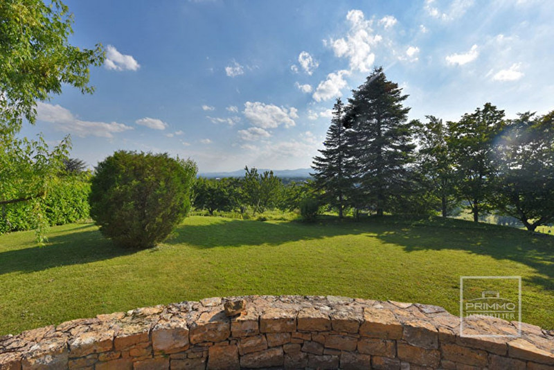 Vente de prestige maison / villa Saint didier au mont d'or 850000€ - Photo 17
