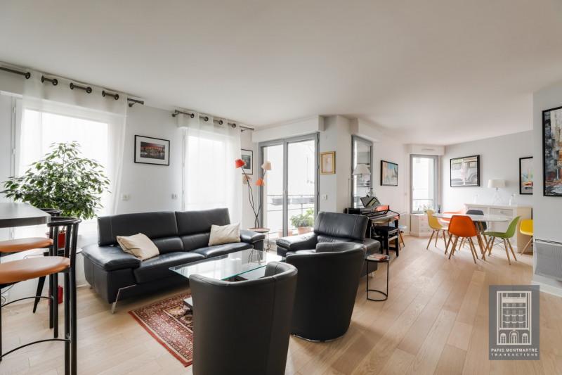 Deluxe sale apartment Paris 18ème 965000€ - Picture 1