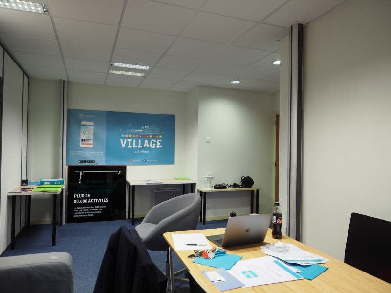 Rental office Herouville st clair 683€ HT/HC - Picture 6