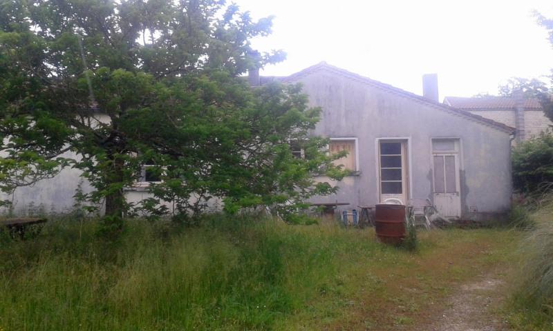 Vente maison / villa St fraigne 47300€ - Photo 7