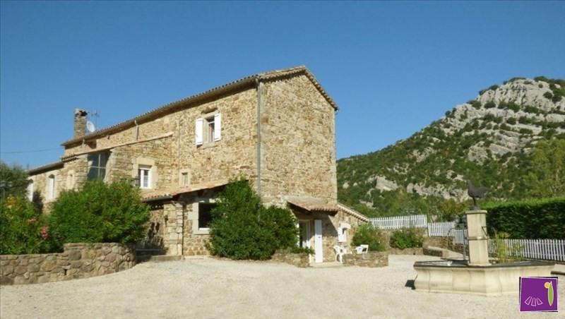 Vente de prestige maison / villa Les vans 690000€ - Photo 2