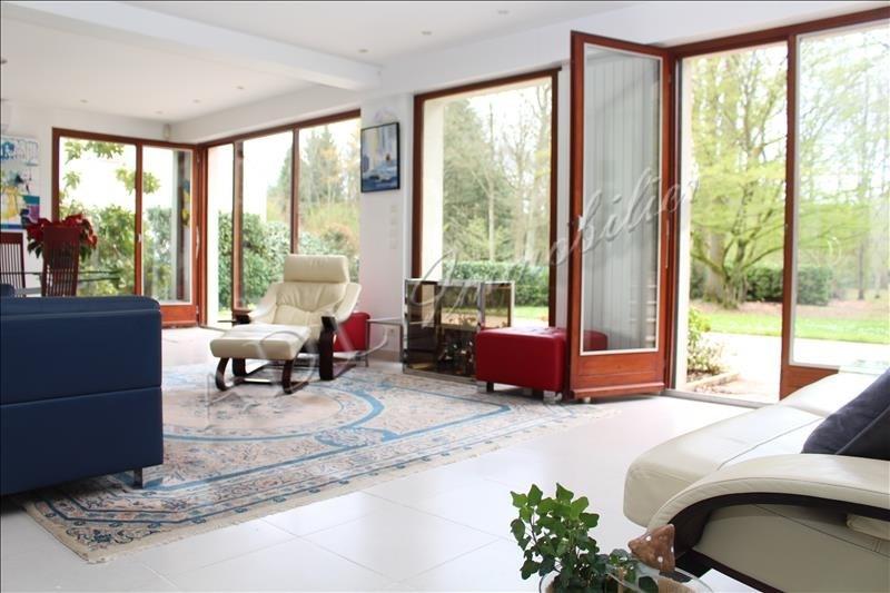 Vente de prestige maison / villa Lamorlaye 699000€ - Photo 4