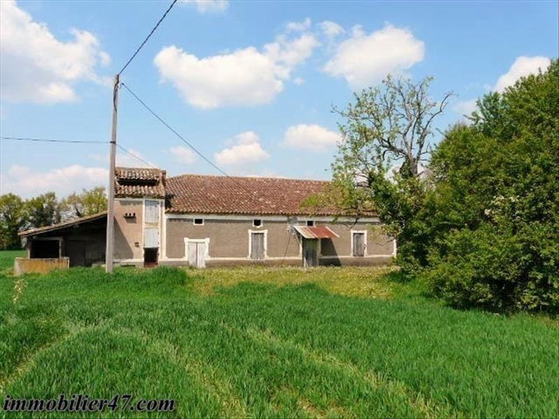Sale house / villa Montpezat 99900€ - Picture 1