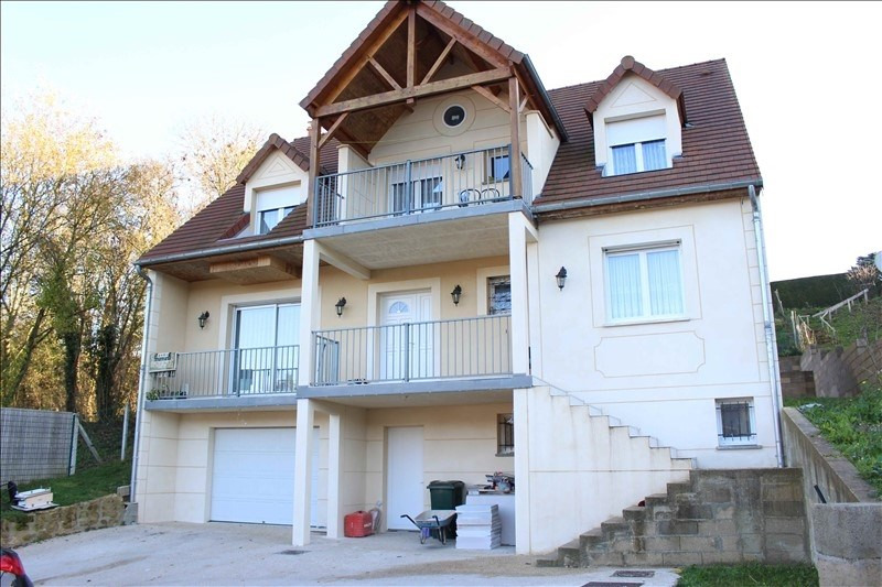 Revenda casa Jouy mauvoisin 395000€ - Fotografia 1