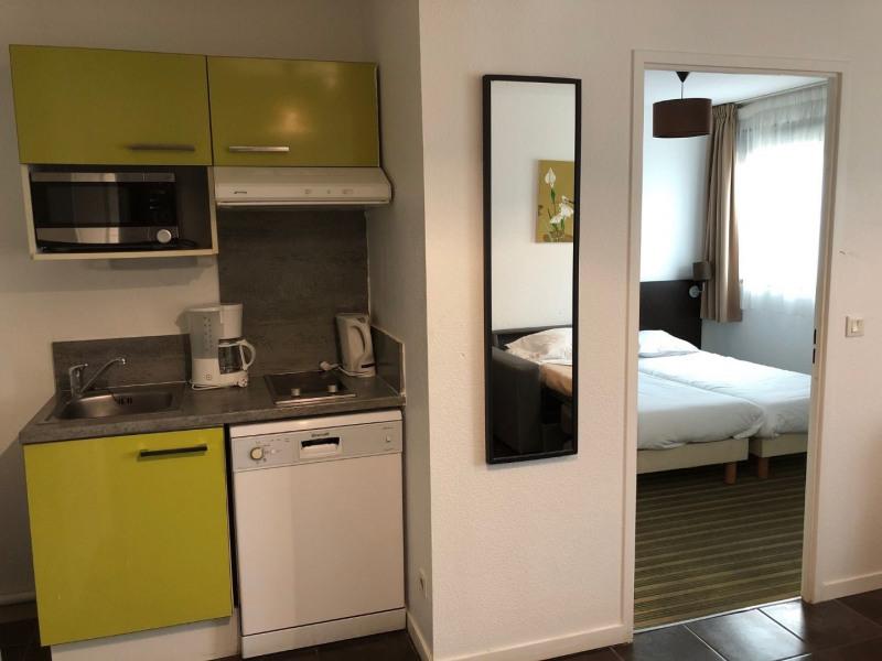 Sale apartment Bordeaux 90000€ - Picture 2