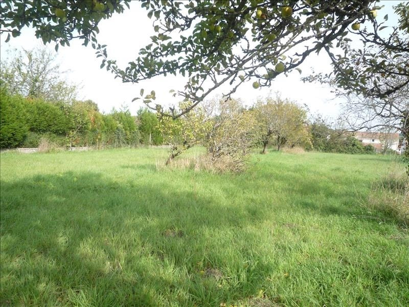 Vente terrain Exireuil 28200€ - Photo 3