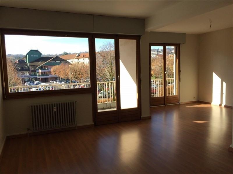 Rental apartment La roche-sur-foron 690€ CC - Picture 1