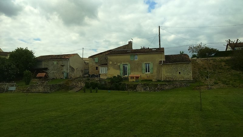 Vente maison / villa Pamproux 156 000€ - Photo 3