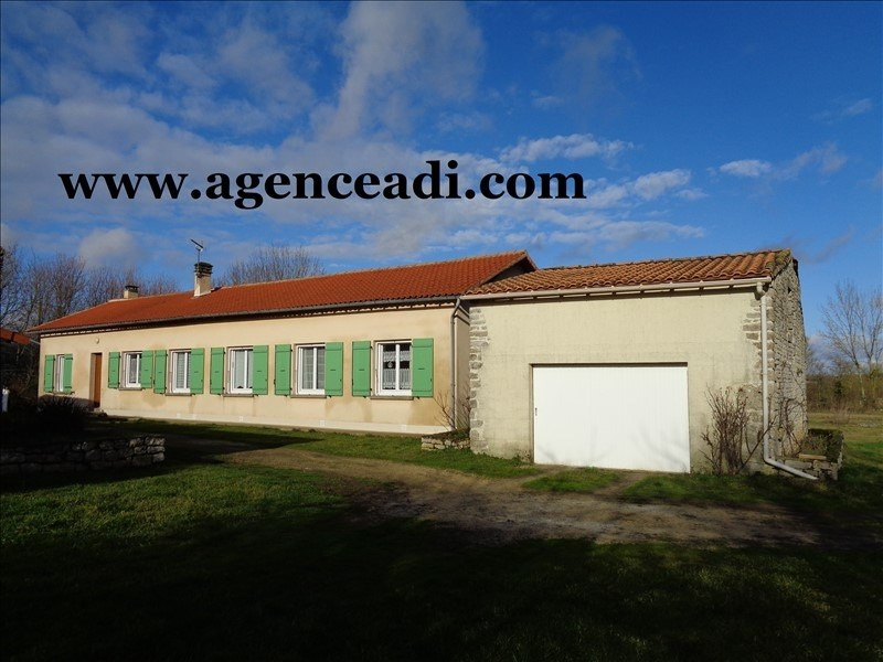 Vente maison / villa Bougon 147 000€ - Photo 1