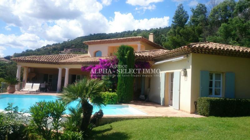 Vente de prestige maison / villa Grimaud 2950000€ - Photo 1