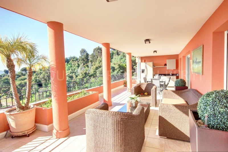 Vente de prestige appartement Mandelieu 585000€ - Photo 4