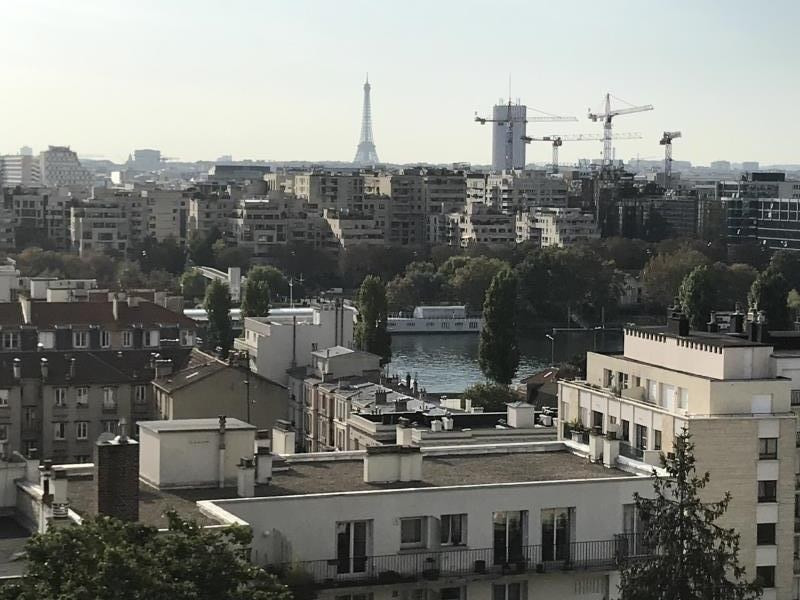 Venta  apartamento Courbevoie 680000€ - Fotografía 2