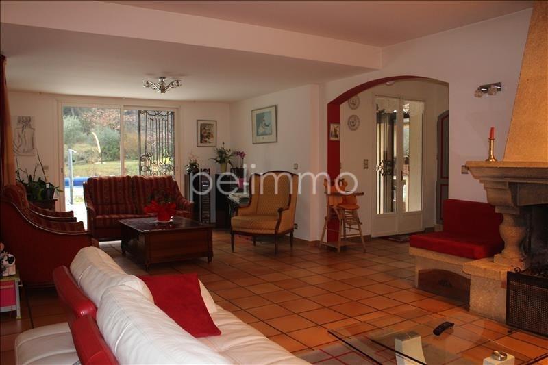 Vente de prestige maison / villa Ventabren 825000€ - Photo 2