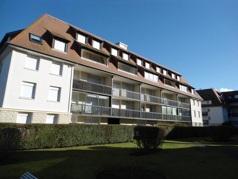 Affitto appartamento Villers sur mer 375€ CC - Fotografia 1