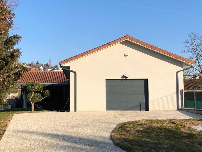 Vente maison / villa St just chaleyssin 477000€ - Photo 9